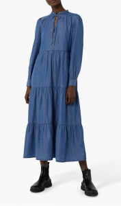 denim dress best high street dresses